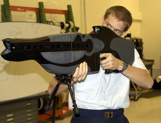 Лазерное оружие: выдумка или реальность?