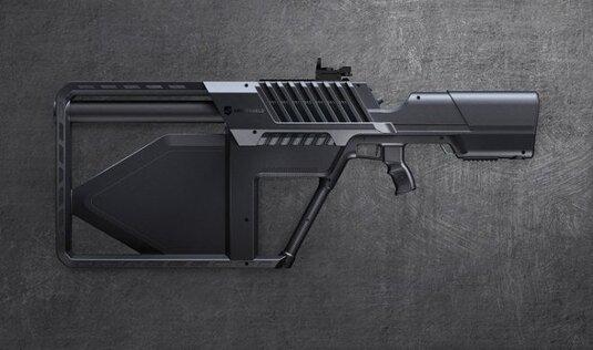 Противодронная винтовка