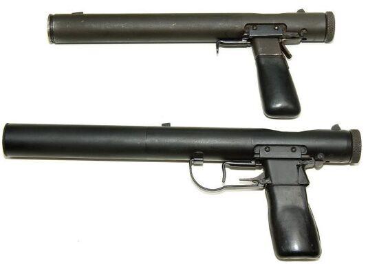 На пути к современным глушителям - бесшумный пистолет Welrod