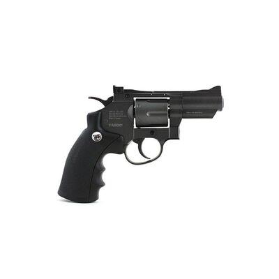 Пневматический револьвер – кому это нужно?