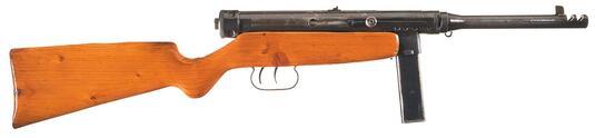 Пистолет-пулемет Беретта 38/42