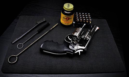 Чистка стрелкового оружия