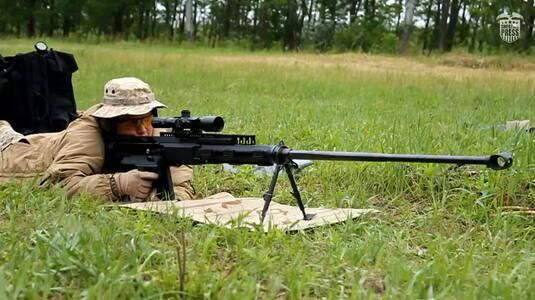 Противотанковые ружья и антиматериальные винтовки