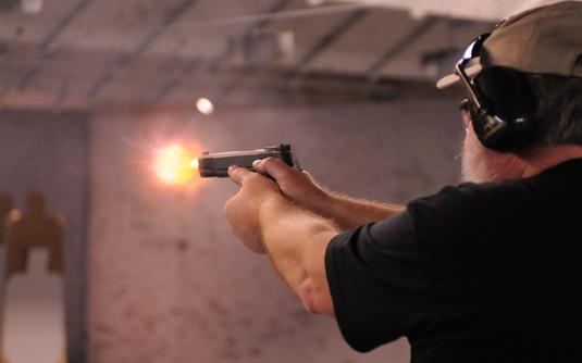 Обучение в школе стрельбы