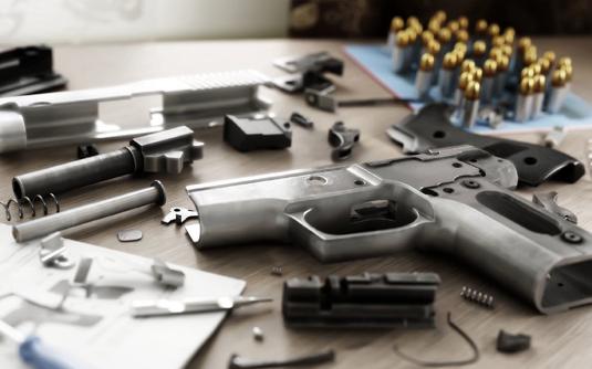 Правильный уход за оружием