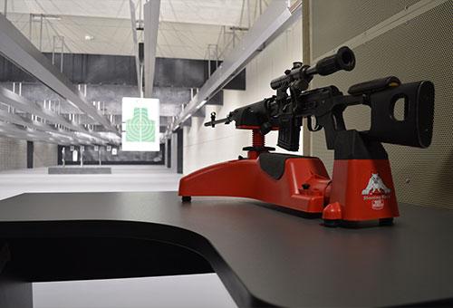 Пристрелочный стол